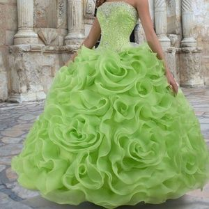 EUC Size 10 MagicMiss prom dress